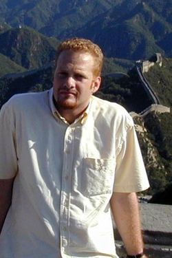 Great Wall of China 2003