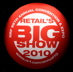 NRF National Retail Federation NYC 2010